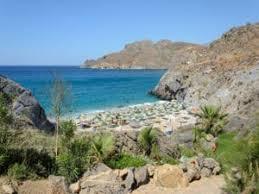 crete beaches cretan beaches best beaches in crete island