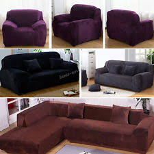 Plush Sofa Cover Sofas U0026 Couches Ebay
