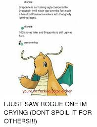 Dragonite Meme - diancie dragonite is so fucking ugly compared to dragonair will