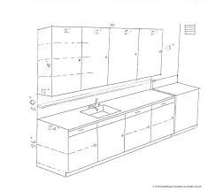 Standard Kitchen Cabinet Height Epic Standard Height Of Kitchen Cabinet Greenvirals Style