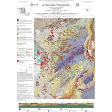 China Sea Map by Structural Map Of The South China Sea Ccgm Cgmw