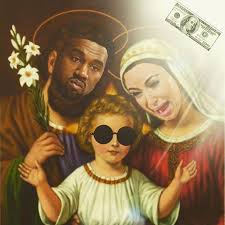 Memes De Kim Kardashian - el nombre del nuevo hijo de kim kardashian provoca memes vistazo