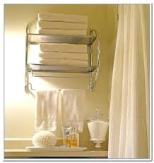 Towel Storage In Small Bathroom Wall Towel Storage Towel Storage Bathroom Towel Wall Storage Ideas