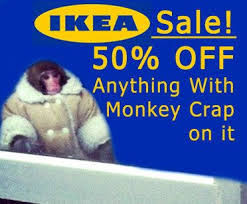 Ikea Monkey Meme - ikea monkey well that s interesting pinterest