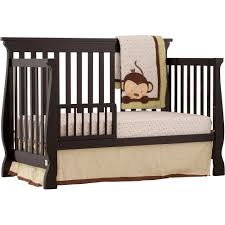Storkcraft Convertible Crib by Storkcraft Carrara 4 In 1 Convertible Crib Cherry Walmart Com