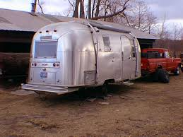 Vintage Trailer Awning Vintage Airstream Trailers Awnings