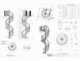 Autocad Kitchen Cabinet Blocks Spiral Staircase Detail Drawings Autocad On Behance Elevation Cad