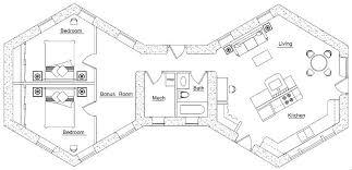 pentagon floor plan pentagon shaped house plans bathroom pentagon house plans info