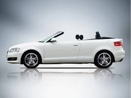 convertible audi white white audi a3 cabrio vector art u0026 graphics freevector com