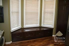 curtains for kitchen bay windows decor window ideas