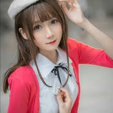 kawaii hairstyles no bangs 13 best cosplay images on pinterest asian girl kawaii and kawaii cute