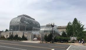 Botanic Gardens Dc Us Botantical Gardens Treasure In Washington Dc