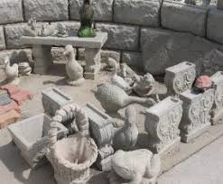 garden ornaments pre cast concrete