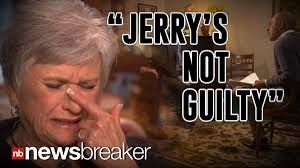 Sandusky Meme - jerry is not guilty sandusky s wife dottie claims he didn t