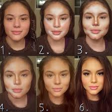 contour using liquid highlighting and contouring can be plicated but these step by step video tutorials show us how what makeup