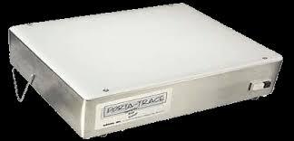 porta trace light box gagne stainless steel framed lightbox 11 x 18 led