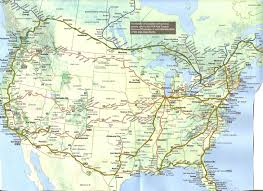 Map Of North East America by Students 28 Days 17 000 Miles V 070616 23 26 Uploaded 131108