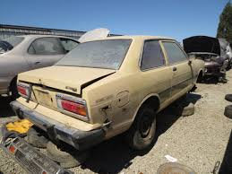 nissan datsun hatchback junkyard find 1979 datsun 210 the truth about cars