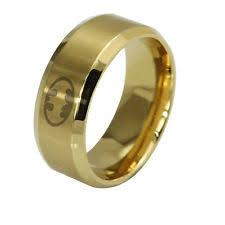 Batman Wedding Ring by Batman Wedding Ring Ebay