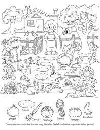 kids coloring page hidden object printable honeybunchstudio inside