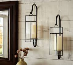 Rustic Candle Sconce Wall Decor Candle Sconces Best 25 Wall Sconces For Candles Ideas