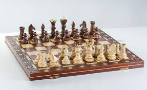 Designer Chess Sets by 16