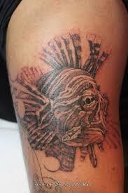 tattooing shawn wilken