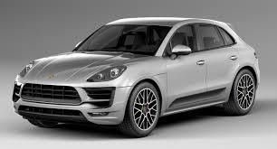 Porsche Macan Gts - porsche macan gts 2017 by korneelov 3docean