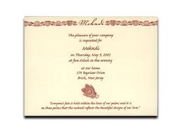 mehndi card wording wording for mehndi invitation search wedding venues