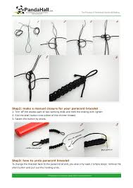 simple paracord bracelet instructions images Professional paracord bracelets instructions and the way to undo a pa jpg