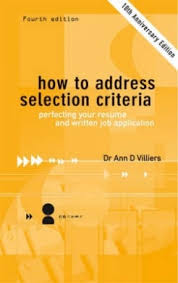 how to address key selection criteria in a cover letter 28