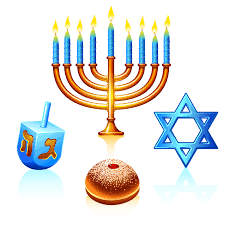 chanukah days many communities all the world celebrate the eight day
