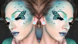 Halloween Makeup Butterfly by Madame Butterfly Makeup Tutorial Youtube Butterfly Makeup Peeinn Com