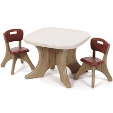 step2 table and chairs green and tan step two table and chairs step 2 folding table chair set for cubby