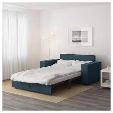 Mattress Toppers Ikea Ireland Dublin Vilasund Two Seat Sofa Bed Hillared Dark Blue Ikea