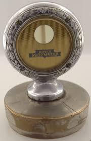 boyce moto meter junior vintage antique ornament radiator cap