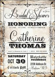 Halloween Wedding Shower Decorations by Halloween Bridal Shower Invitations Wedding Invitations The