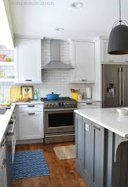 white with pops of color kitchen makeover hometalk