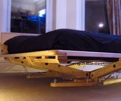 glamorous hanging bed frame plans pics inspiration andrea outloud
