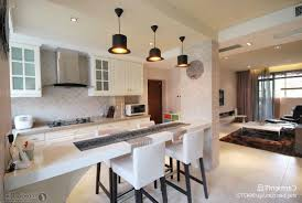 Kitchen Room Divider Small Kitchen Living Rooms Inviting Home Design
