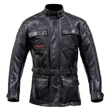 waterproof motorcycle jacket spada berliner waterproof leather jacket black 40 48 msg bike gear