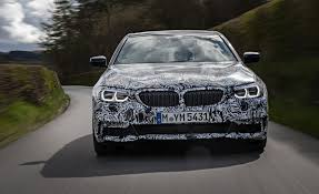 everything we know about the new bmw 5 series semi autonomous