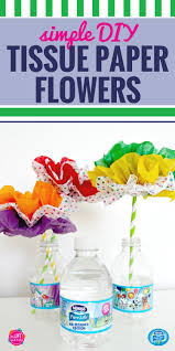 simple diy paper flowers my life and kids