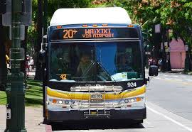Hawaii travel bus images Getting around hawaii by bus moon travel guides jpg