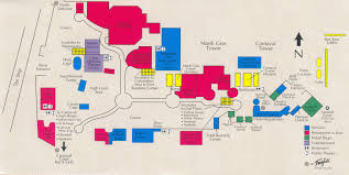 Map Of Las Vegas Hotels On The Strip by Harrahs Casino Las Vegas