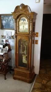 Emperor Grandfather Clock Grandfather Clock Howard Miller Model 610 361 U2022 795 00 Picclick