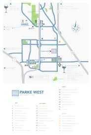 map parke west apartments