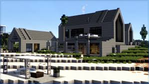 Barnhouse by Minecraft Modern Barn House Conversion 4 Minecraft Things