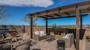 Patio Homes Phoenix Az by Enjoy Those Cold Arizona Winternights Outside By This Amazing