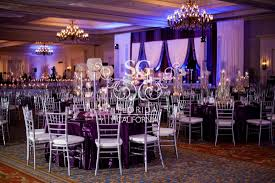 Purple And Silver Wedding Suhaag Garden Indian Wedding Decorator Florida California